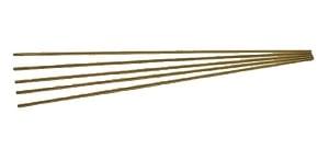 1/16 Brass Rods - 5 Pack
