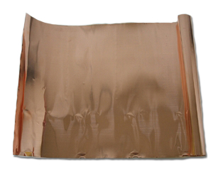 40 Gauge Copper - 12&#34 x 36&#34 Roll
