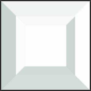 2 Square Double Bevel