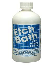 Armour Etch Bath - 16 oz