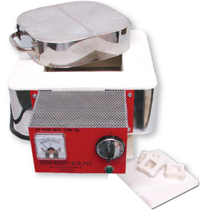 Jen-Ken Fuse Box with Pyrometer