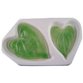 Tropical Leaves Casting and Slumper Mold