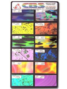Dichroic Specialty Glass Pack - 96 COE