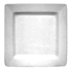 10-1/2 Square Plate With Rounded Corners