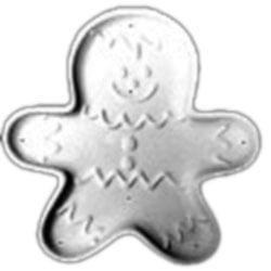 10 Gingerbread Man Dish