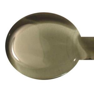 Light Steel Gray Transparent Single Rod - 104 COE