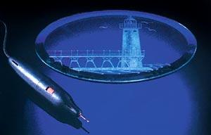 Inland Electric Glass Engraver -International Voltage