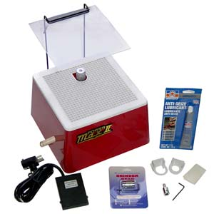 Power Max II Deluxe Grinder - International Voltage