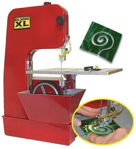 Diamond Laser 3000 Bandsaw - International Voltage