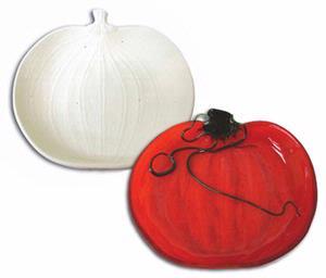 11 Pumpkin Plate