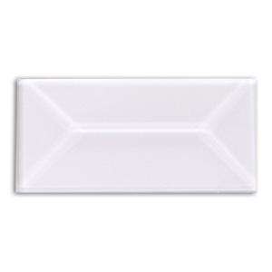 1 x 2 Rectangle Bevel - Box of 30