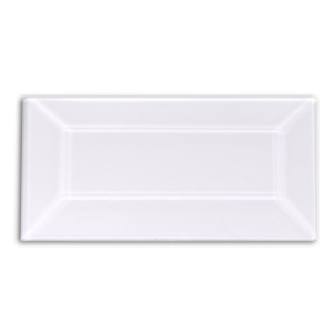 1-1/2 x 3 Rectangle Bevel - Box of 30