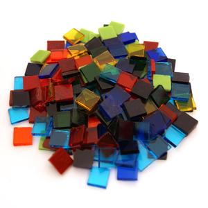 System 96 1/2 Glass Chips Rainbow Assortment