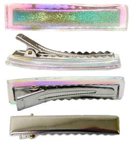Alligator Hair Clips - 4 Pack