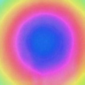 DichroMagic Premium Rainbow on Thin Clear - 90 COE