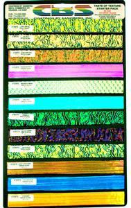 CBS Taste of Texture Strip Pack - 90 COE