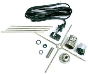 Box Column Lantern Hardware Kit
