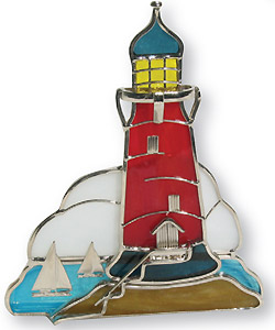 Pre-Cut Lighthouse Votive Kit