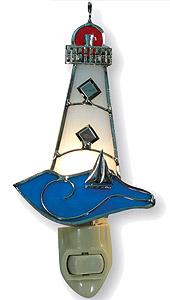 Pre-Cut Lighthouse Night Light Kit