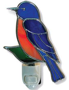 Pre-Cut Bluebird Night Light Kit