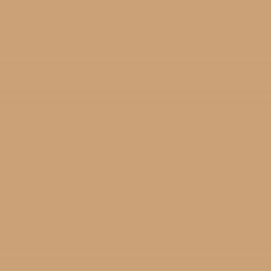 Bullseye Tan Transparent Thin - 90 COE