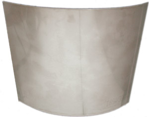 Stainless Steel Dome Wall Sconce