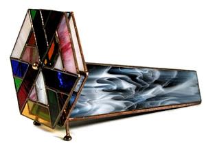 Stained Glass Kaleidoscope Kit