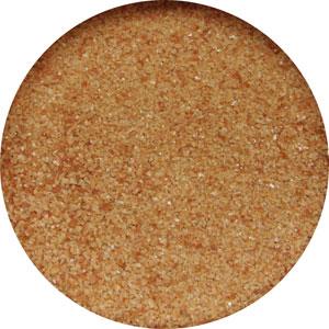 8.5 Oz Chestnut Brown Opal Fine Frit- 96 COE