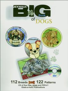 Jennells Big Book of Dogs with CD