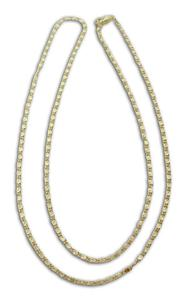 18 Wheat Necklace - 4 Pack