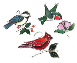 Pre-Cut Birds Trio Kit