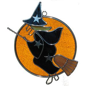 Witch Suncatcher