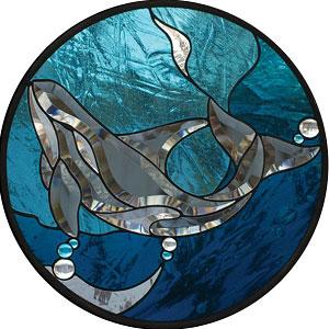 Free Killer Whale Bevel Panel Pattern