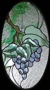 stained glass ready made panels beveled glass panels