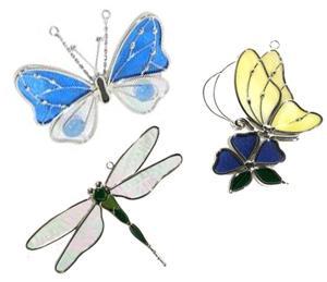 Pre-Cut Garden Bugs Trio Pre-Cut Kit