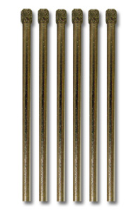 2.1mm Jewelry Drill Bits - 6 pack
