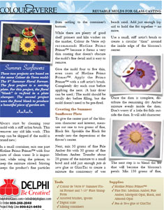 Free Summer Sunflower Project Guide