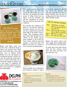 Free Lily Pad Coaster Project Guide