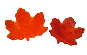 Free Maple Leaf Bowls Project Guide