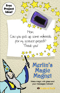 Free Merlins Magic Magnet Project Guide
