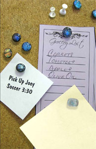 Free Posh Pushpins Project Guide