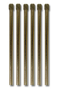 1.1mm Jewelry Drill Bits - 6 pack