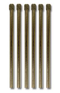 1.1mm Jewelry Drill Bits - 6 pack