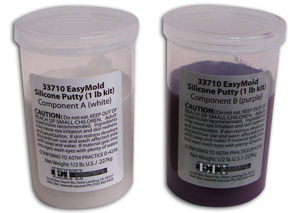 Silicone Putty - 1 lb
