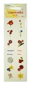 Fuse Art Floral Decals