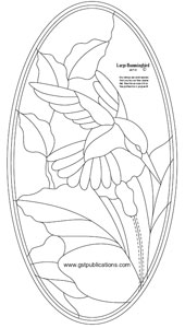 Beveled Glass | Free Stained Glass Patterns