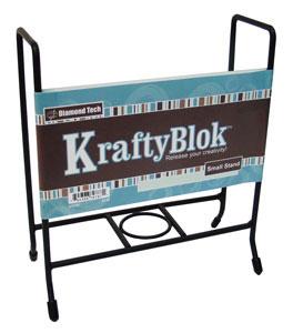 Small Kraftyblok Stand