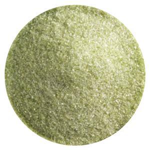 5 oz Pine Green Transparent Fine Frit - 90 COE