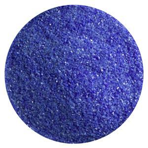 5 oz Deep Cobalt Blue Opal Fine Frit - 90 COE