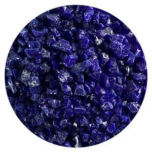 5 Oz Deep Cobalt Blue Opal Coarse Frit - 90 COE
